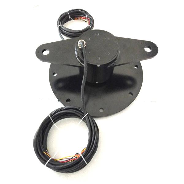 Stator flange & Rotor flange 145mm 20 wires electric slip ri