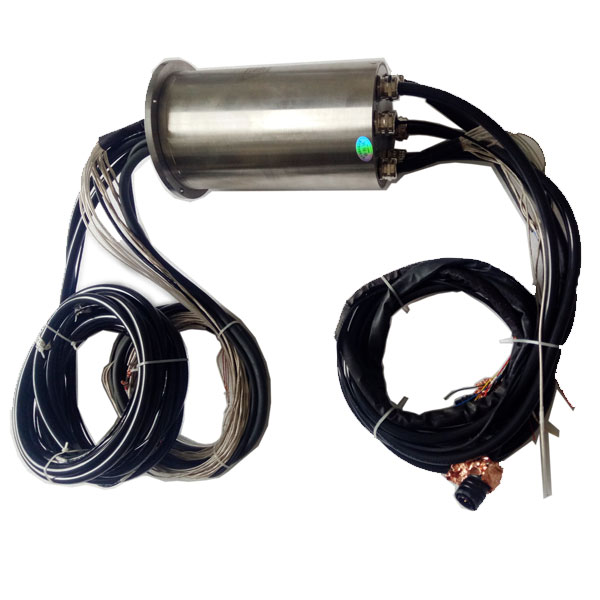 Customized high voltage slip ring